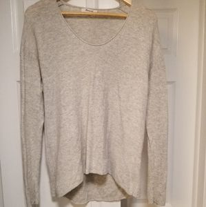 Madewell wool blend sweater, size small